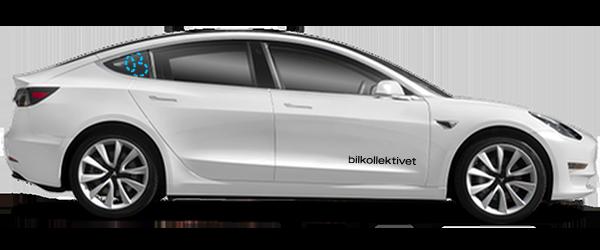 Tesla Model 3 Bilkollektivet
