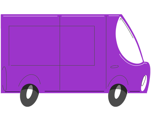 varebil stor